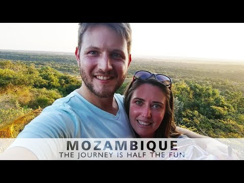 01 Mozambique - The trip is half the fun