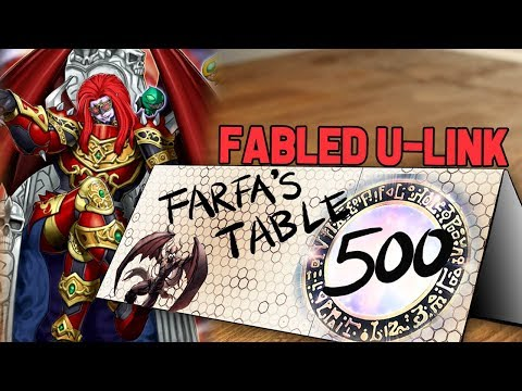 "Table 500 #173 Fabled Extra Link ""Why can't I shaddoll fusion?! *click click click*"""