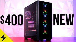 Your Next $400 Budget Gaming PC Build for 2019!