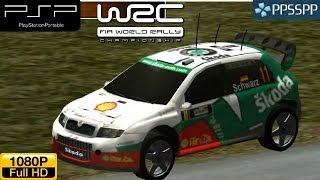 WRC - PSP Gameplay 1080p (PPSSPP)