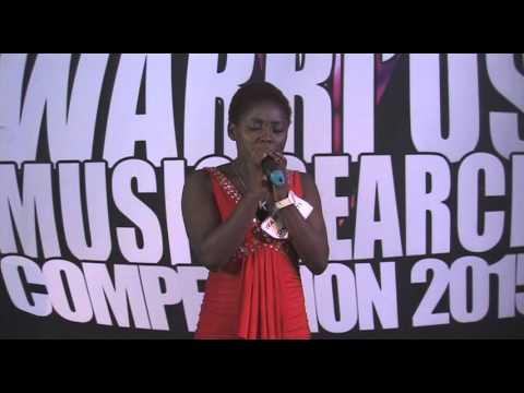 "Warri'us finalist ""sho sho cute"" audition performance"
