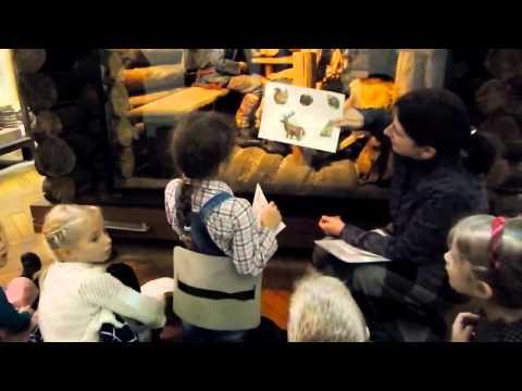 Игра-квест в Этнографическом музее