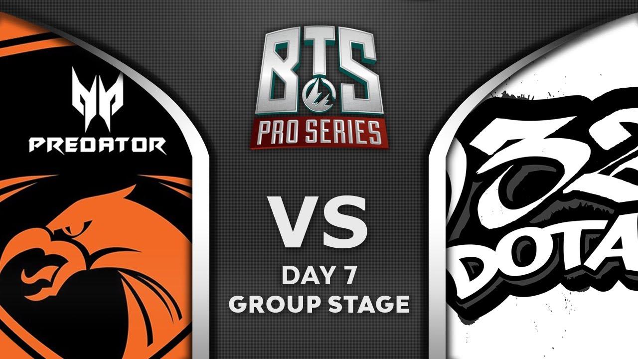 TNC vs 032 - RAMPAGE! - BTS Pro Series S3 2020 Highlights Dota 2 thumbnail