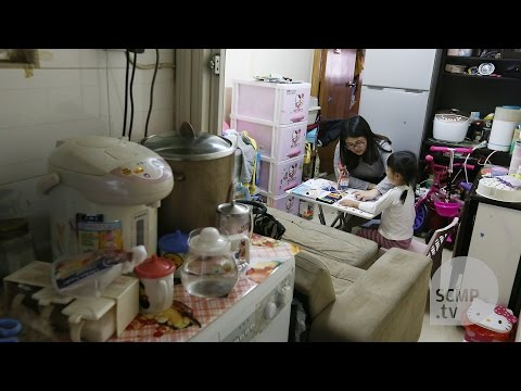 Small changes, big impact: creating space for Hong Kong's subdivided flat families