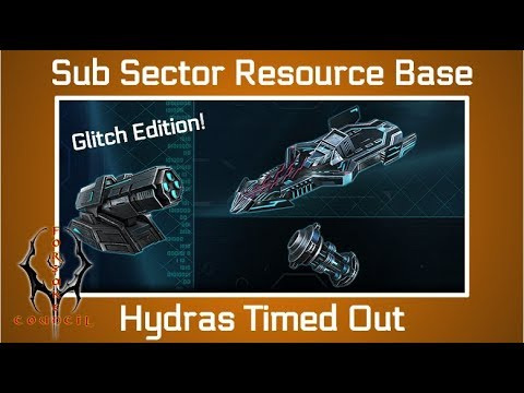 Battle Pirates: Siege Corner- Sub Sector Resource Base [Hydras] Timed Out + Glitches