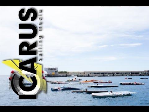 Solar 1 Monte Carlo Cup 2014 -  Day 1