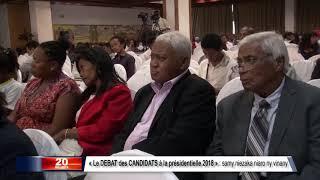 INFO K MADA  : Débat candidat DU 17 OCTOBRE 2018 BY KOLO TV