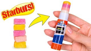 Muy útiles útiles escolares   ¡Crayones y papel que se puede comer!