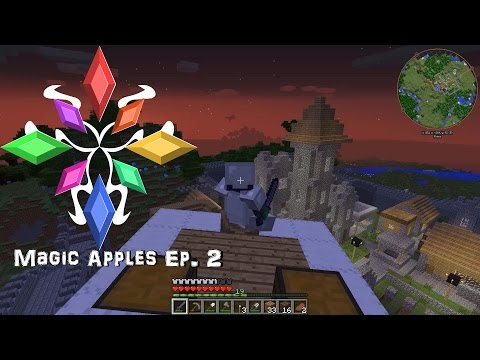 Magic Apples Ep. 2: Flying Ships
