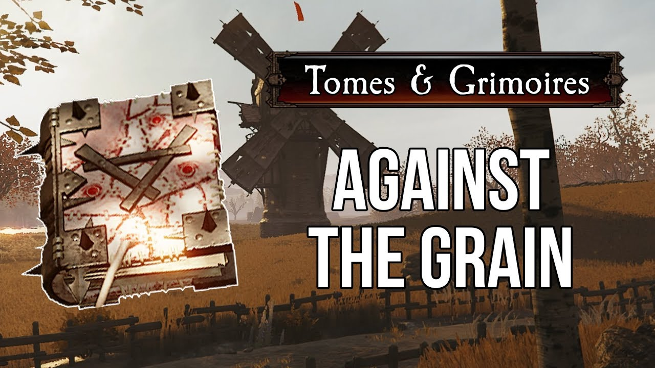 [Vermintide 2] Tome/Grimoire Locations - Against the Grain