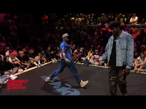 MonstaPop vs Blondy SEMI FINAL Popping Forever - Summer Dance Forever 2018