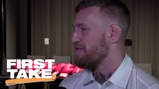 First Take Responds To McGregor