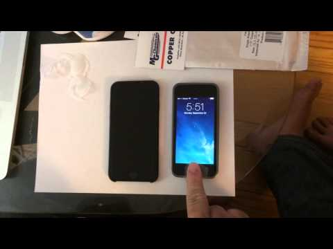Hacking Apple TouchID on the iPhone 6