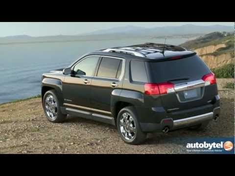 2012 GMC Terrain Road Test & Crossover SUV Review