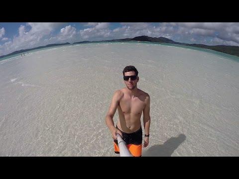 Awesome 360° travel selfie adventure -  [GoPro Hero 3+ Black Edition]