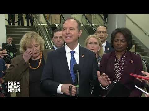 WATCH: Schiff says Bolton's testimony is relevant to Trump's trial