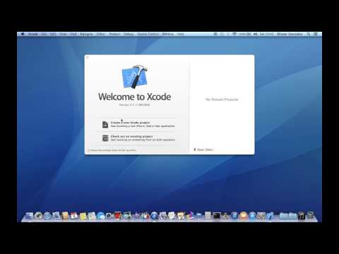 How To Get iOS Simulator In Mac OSX