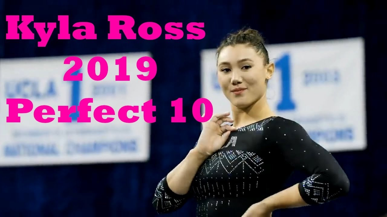 a0a7ef0fb20 Kyla Ross - 2019 Early Season Pefect 10 s compilation - YouTube