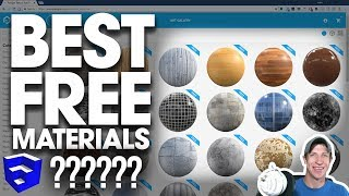 Downloading FREE TEXTURES from Poliigon and using them in your SketchUp/Vray Renderings