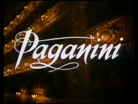 Niccolo Paganini película completa español sub