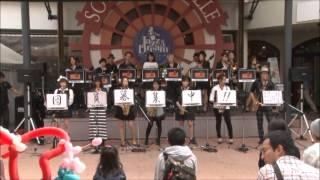 愛知県を中心に活動中のLUCKY SOUND BRASS(ラッキーサウンドブラス)で...