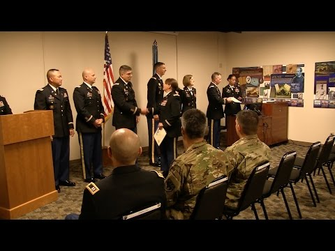 Fort Report  Warrant Officers Graduate & Soldier Athletes