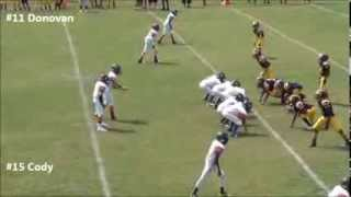 "Davie Broncos 115 lbs - 2013 ""Catch of the Week"""