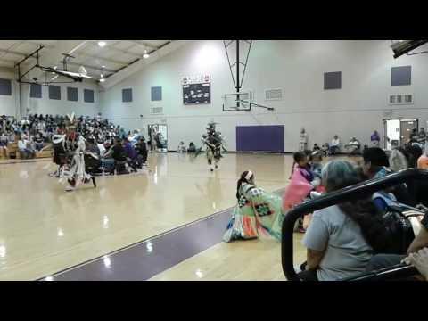 Mini Powwow at Big Sandy High School