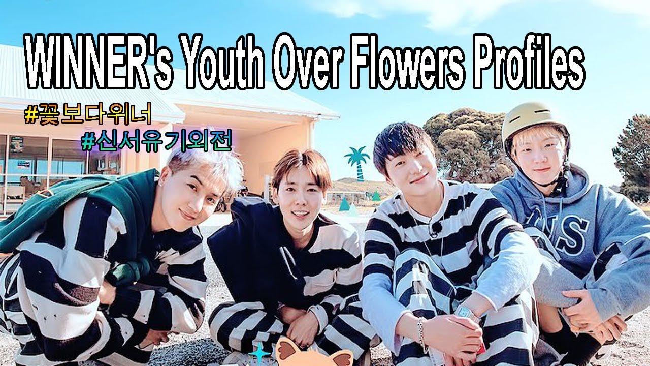 winner youth over flower vietsub