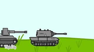 Виндикатор v.s польский монстр - мультики про танки