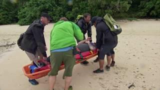 Survivor: David vs Goliath - Pat's Medical Evacuation Part 1