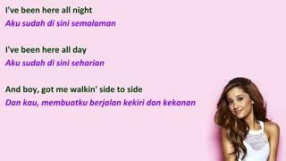 Lirik lagu - side to side By ArianaGrande