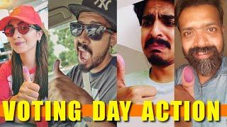 Voting Day Action | Bekaar Vlog | by Bekaar Films