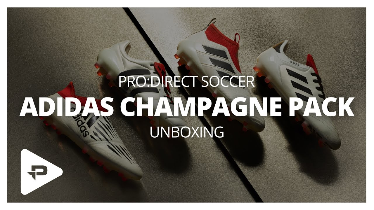 finest selection dcaf8 47155 ... low price unboxing adidas champagne predator mania. prodirect soccer adidas  predator malice c676d d9226