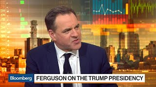 Niall Ferguson Says Trump
