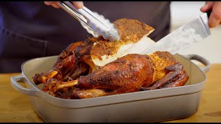 How to cook a Holiday Turkey from Corky's BBQ feating Jimmy Stovall QVC