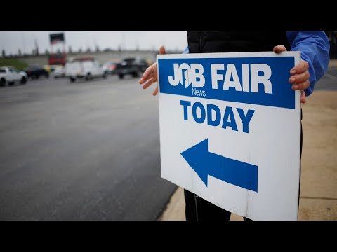 U.S. Initial Jobless Claims Near Four-Decade Low