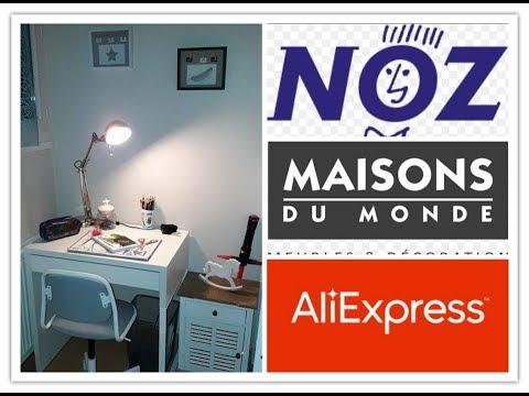 """🚘Vlog """"Semaine"""" : NOZ, Maisons Du Monde, Aliexpress... Cadeaux ❤❤❤"""