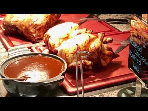 Grand Copthorne Waterfront Hotel Singapore - Food Capital Dinner Buffet