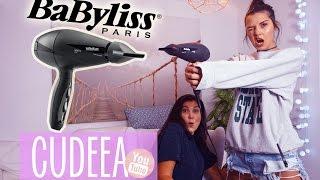 CUDEEA - BaByliss Paris Uscator Le Pro Light Volume