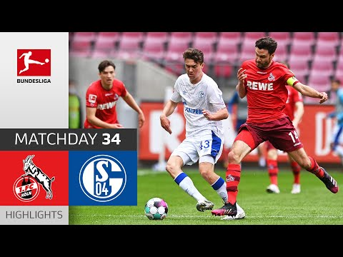 Köln Schalke Goals And Highlights