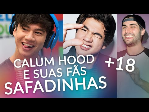 (+18) As safadezas NADA discretas da 5SOS Family!