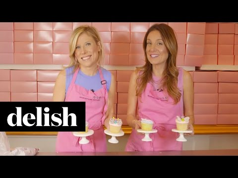Frosting Hacks From Georgetown Cupcake  Delish