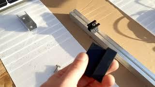 Jak zainstalować panele fotowoltaiczne na dachu pokrytym blachodachówką, część teoretyczna