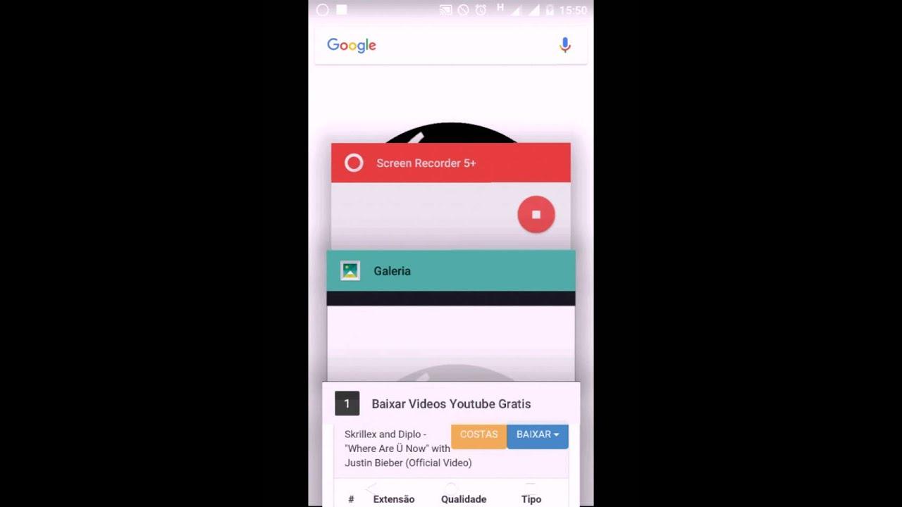 baixar videos do youtube para celular gratis