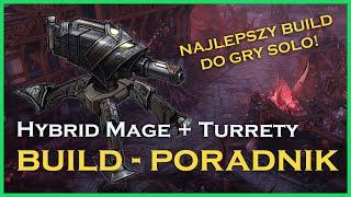 Wolcen: Lords of Mayhem - Mag pod Turrety - NAJLEPSZY BUILD DO GRY SOLO + PORADNIK!