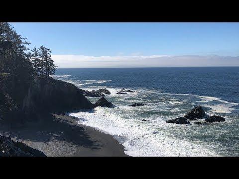 West Coast Trail Southbound Solo Hike (4K)