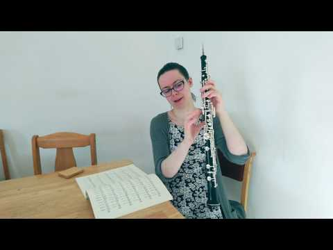 Oboe 21 - Timbral Fingerings, Trills and Microtones