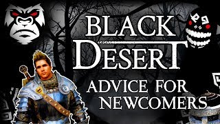 WHAT TO DO when starting to play Black Desert Online | TLDR | How to / Guide / Suggestions