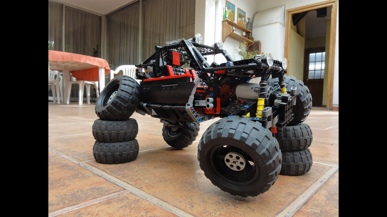 Lego King Of The Hammers Buggy Rockcrawler With